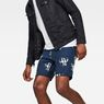 G-Star RAW® G-Star Elwood X25 3D Tapered Men's Shorts front flat