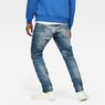 G-Star RAW® 3301 Tapered Jeans Mittelblau