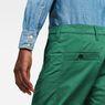 G-Star RAW® Bronson 1/2-Length Shorts Green model back zoom