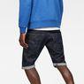G-Star RAW® Arc 3D 1/2-Length Shorts Dark blue model