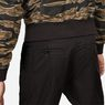 G-Star RAW® Bronson Pleated Relaxed Tapered Chino Schwarz model back zoom