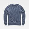 G-Star RAW® Doax Sweater Dunkelblau flat back