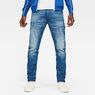 G-Star RAW® D-Staq 5-Pocket Straight Tapered Jeans Medium blue