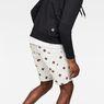 G-Star RAW® G-Star Elwood X25 3D Tapered Men's Shorts Weiß model