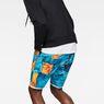 G-Star RAW® G-Star Elwood X25 3D Tapered Men's Shorts Light blue model