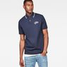 G-Star RAW® 28 Art Polo Dark blue