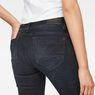 G-Star RAW® Midge Saddle Mid Waist Straight Jeans Dunkelblau