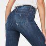 G-Star RAW® Lynn D-Mid-Waist Super Skinny Jeans Dark blue