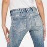 G-Star RAW® 5622 Mid-Waist Skinny Jeans Hellblau