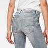 G-Star RAW® D-Staq 5-Pocket Mid waist Skinny Jeans Grey