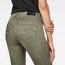 G-Star RAW® Lynn Mid waist Skinny Color Jeans Green