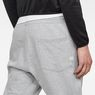 G-Star RAW® Doax 3D Tapered Sweatpants Grau model back zoom