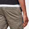 G-Star RAW® Bronson Slim Chino Grau model back zoom