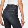 G-Star RAW® 3301 Ultra High Waist Skinny Jeans Dark blue