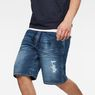 G-Star RAW® 5621 3D Sport 1/2-Length Shorts Medium blue model front