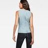 G-Star RAW® Deline Sleeveless Top Light blue