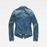 G-Star RAW® 3301 Jacket Medium blue flat back