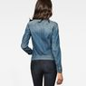 G-Star RAW® 3301 Jacket Medium blue model back