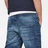 G-Star RAW® 5621 3D Sport 1/2-Length Shorts Medium blue model back zoom