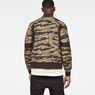 G-Star RAW® Motac-X Bomber Green model back