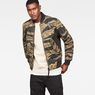G-Star RAW® Motac-X Bomber Green model front