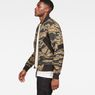 G-Star RAW® Motac-X Bomber Green model side