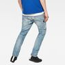 G-Star RAW® D-Staq 3D Straight Tapered Jeans Lichtblauw