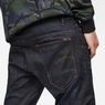 G-Star RAW® Arc 3D Sport Tapered Cuff Pants Dark blue model back zoom