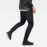 G-Star RAW® Arc 3D Sport Tapered Cuff Pants Dark blue model back