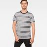 G-Star RAW® Makauri Stripe-5 T-Shirt White model front