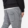 G-Star RAW® 5621 Sweatpants Medium blue model back zoom