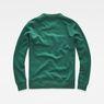 G-Star RAW® Hodin Sweater Green flat back