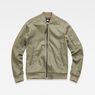 G-Star RAW® Batt Sports Bomber Grün flat front