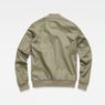 G-Star RAW® Batt Sports Bomber Grün flat back