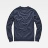 G-Star RAW® Loaq Sweater Dark blue flat back