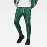 G-Star RAW® Lanc Slim Trackpants Green model front