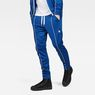 G-Star RAW® Lanc Slim Trackpants Mittelblau model front