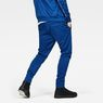 G-Star RAW® Lanc Slim Trackpants Mittelblau model back