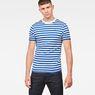 G-Star RAW® Kantano Slim T-Shirt Medium blue model front