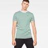 G-Star RAW® Kantano Slim T-Shirt Green model front