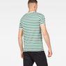 G-Star RAW® Kantano Slim T-Shirt Green model back