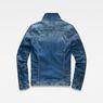 G-Star RAW® Vodan 3D Slim Jacket Medium blue flat back
