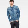G-Star RAW® Vodan 3D Slim Jacket Medium blue model front