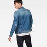 G-Star RAW® Vodan 3D Slim Jacket Medium blue model back