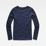 G-Star RAW® Jiling Straight T-Shirt Dark blue flat back