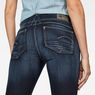 G-Star RAW® Lynn Zip Mid Waist Skinny Jeans Dark blue