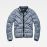 G-Star RAW® Strett Padded Jacket Dark blue flat front