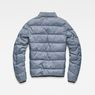 G-Star RAW® Strett Padded Jacket Dark blue flat back