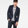 G-Star RAW® Blake Blazer Dunkelblau model front