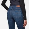 G-Star RAW® 3301 High  Waist Skinny Jeans Mittelblau